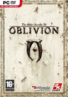 Elder Scrolls IV, The: Oblivion (EU)