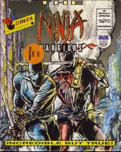 Ninja Warriors (EU)