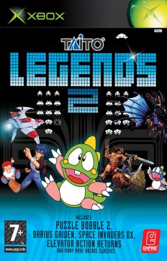 Taito Legends 2 (EU)