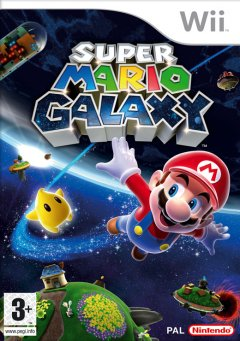 Super Mario Galaxy (EU)