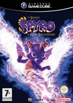 Legend Of Spyro, The: A New Beginning (EU)