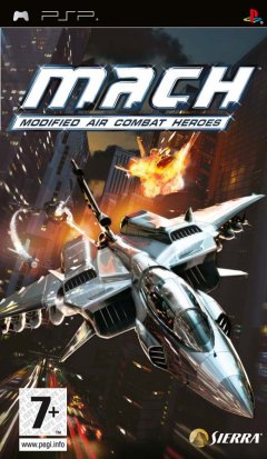 M.A.C.H. Modified Air Combat Heroes (EU)