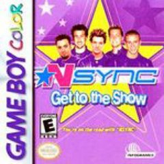 *NSYNC: Get To The Show (US)