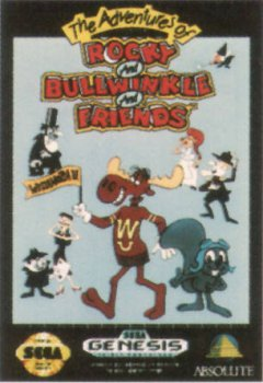 Adventures Of Rocky And Bullwinkle And Friends, The (US)