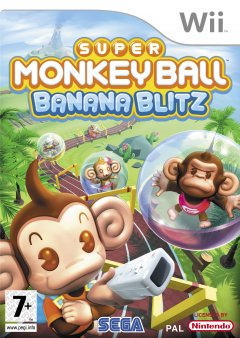 Super Monkey Ball: Banana Blitz (EU)