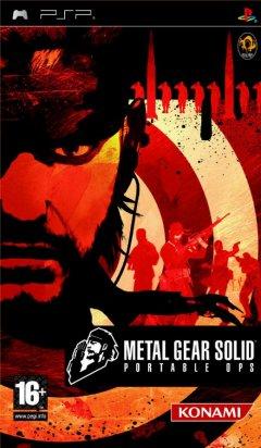 Metal Gear Solid: Portable Ops (EU)