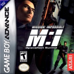 Mission: Impossible: Operation Surma (US)