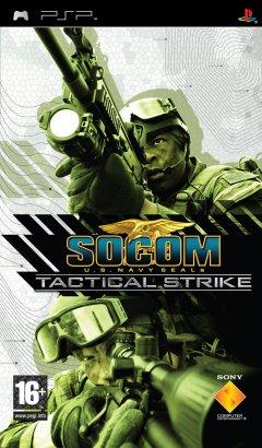 SOCOM: U.S. Navy SEALs: Tactical Strike (EU)