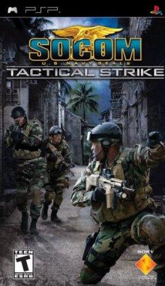 SOCOM: U.S. Navy SEALs: Tactical Strike (US)