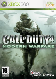 Call Of Duty 4: Modern Warfare (EU)