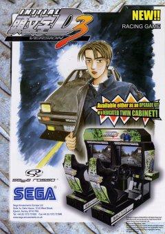 Initial D: Arcade Stage Ver. 3 (EU)
