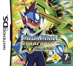 Mega Man Star Force: Dragon (EU)
