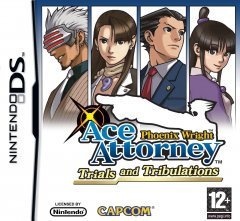 Phoenix Wright: Ace Attorney: Trials And Tribulations (EU)