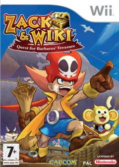 Zack & Wiki: Quest For Barbaros' Treasure (EU)