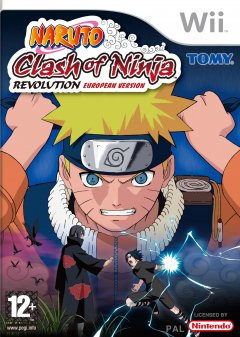 Naruto: Clash Of Ninja: Revolution (EU)