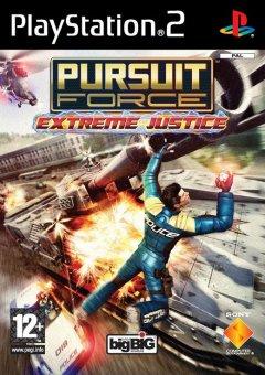 Pursuit Force: Extreme Justice (EU)