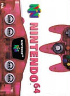 Nintendo 64 [Watermelon Red] (EU)
