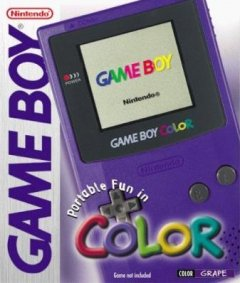 Game Boy Color [Grape Purple]