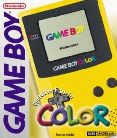 Game Boy Color [Dandelion Yellow]