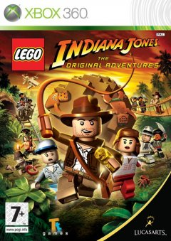 Lego Indiana Jones: The Original Adventures (EU)