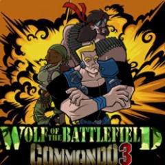 Wolf Of The Battlefield: Commando 3 (EU)