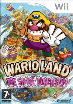 Wario Land: The Shake Dimension (EU)
