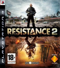 Resistance 2 (EU)