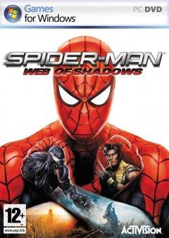 Spider-Man: Web Of Shadows (EU)