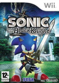 Sonic And The Black Knight (EU)