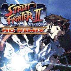 Super Street Fighter II Turbo HD Remix (EU)