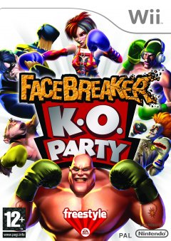 FaceBreaker K.O. Party (EU)