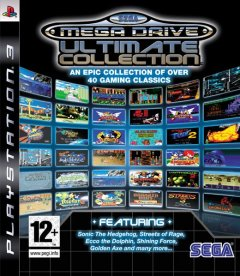 Sega MegaDrive: Ultimate Collection (EU)
