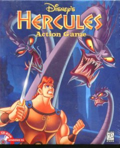 Action Game Featuring Hercules (US)
