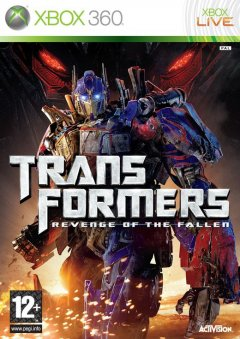 Transformers: Revenge Of The Fallen (EU)