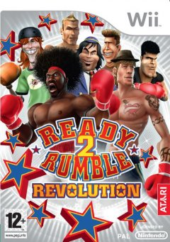 Ready 2 Rumble Revolution (EU)
