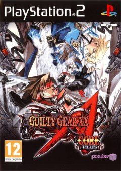 Guilty Gear XX: Accent Core Plus (EU)