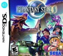 Phantasy Star Zero (US)