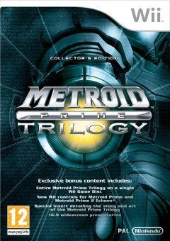 Metroid Prime Trilogy (EU)