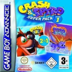 Crash & Spyro: Super Pack 1 (EU)