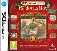 Professor Layton And Pandora's Box (EU)