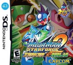 Mega Man Star Force 2: Zerker X Ninja (EU)