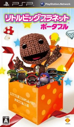 LittleBigPlanet (2009) (JAP)