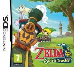 Legend Of Zelda, The: Spirit Tracks (EU)