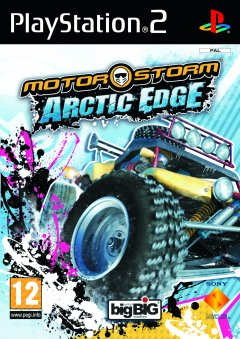 MotorStorm: Arctic Edge (EU)