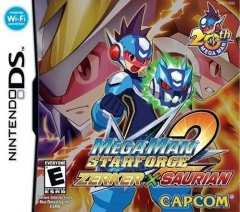 Mega Man Star Force 2: Zerker X Saurian (US)