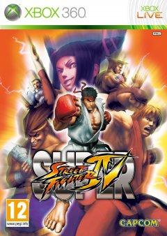 Super Street Fighter IV (EU)
