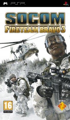SOCOM: U.S. Navy Seals: Fireteam Bravo 3 (EU)