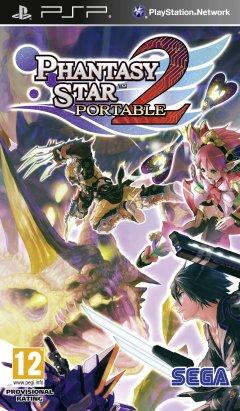 Phantasy Star Portable 2 (EU)