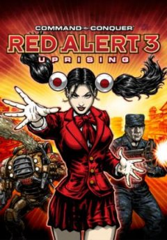 Command & Conquer: Red Alert 3: Uprising (US)