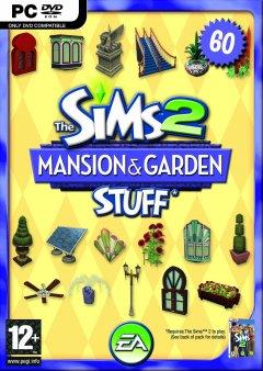 Sims 2, The: Mansion & Garden Stuff (EU)